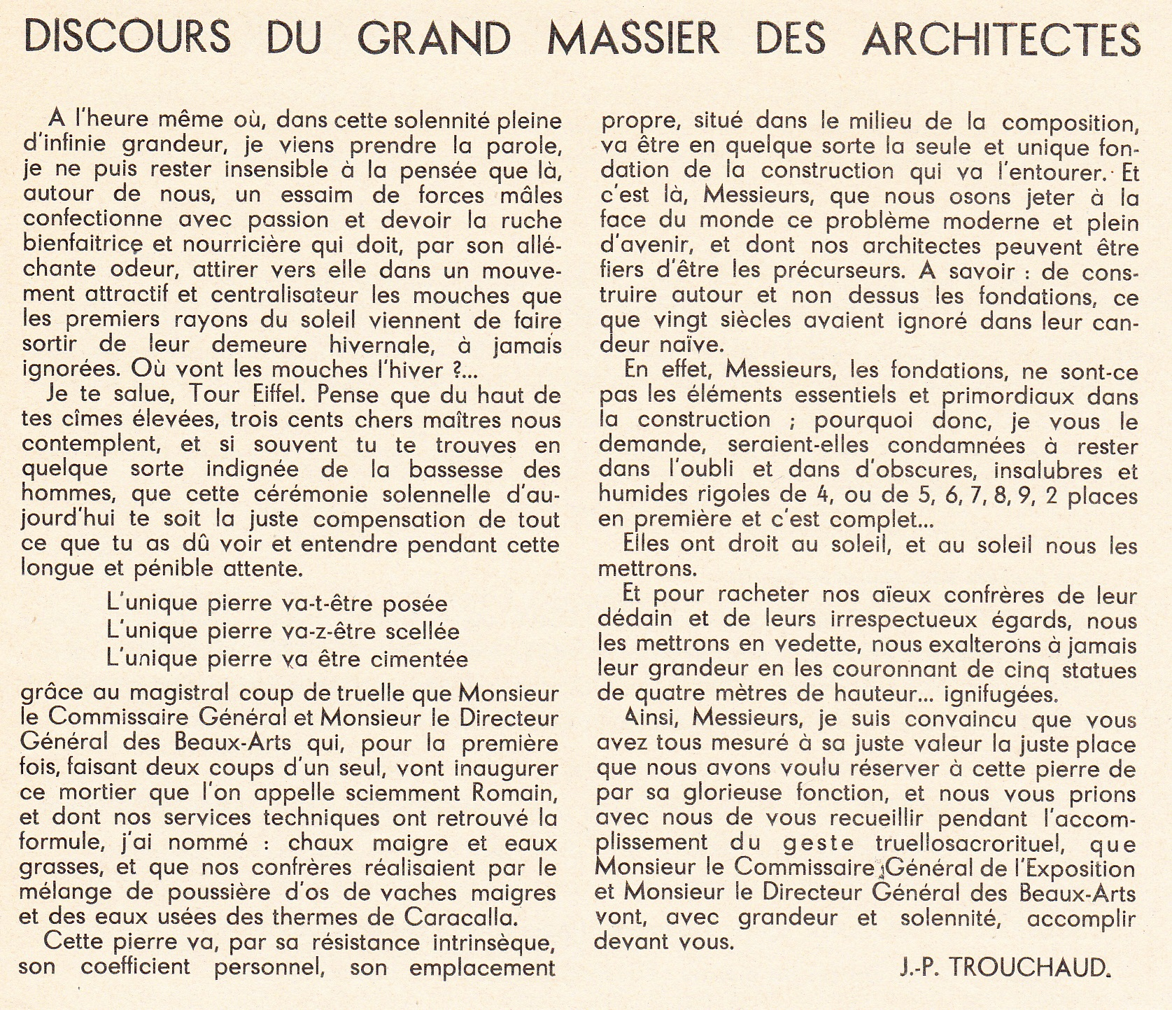 BULLETIN_193705_Discours-Grand-Massier-Architecte-JP-TROUCHAUD-premiere-pierre.jpg