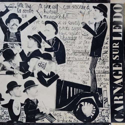 « Carnage sur le Do » - 1960 - Fanfare de Nantes