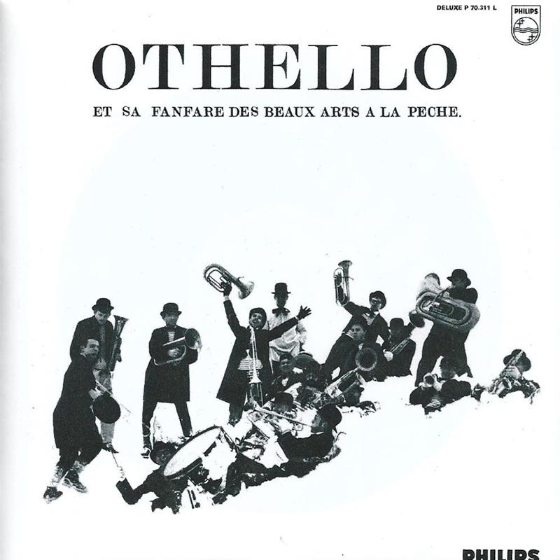 OTELLO et sa fanfare des Beaux-Arts à la pêche - 1965 -