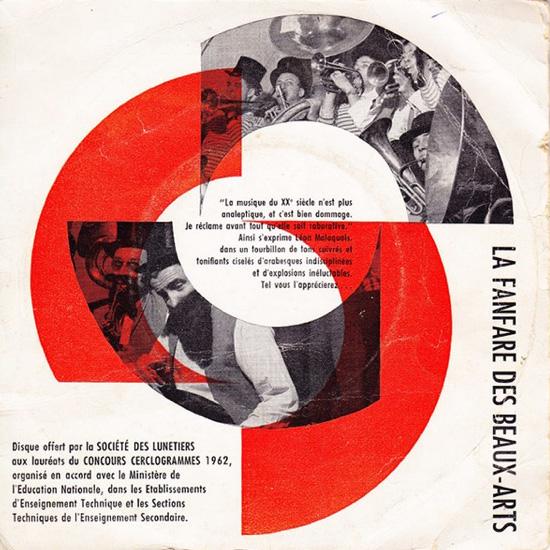 Rééditions et participations - 1967 - Fanfare Léon MALAQUAIS