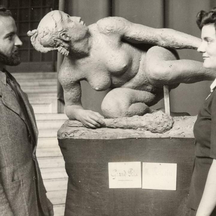 Les Grands Prix de Rome de Sculpture de 1864 à 1968