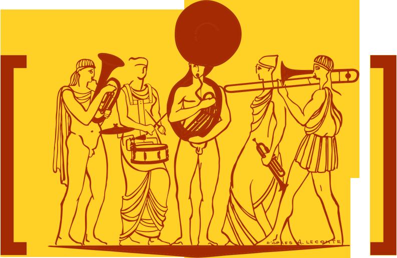 Logo Comptoir à Fanfares