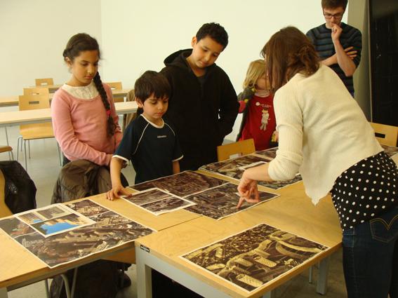 Atelier d'initiation à 'architecture