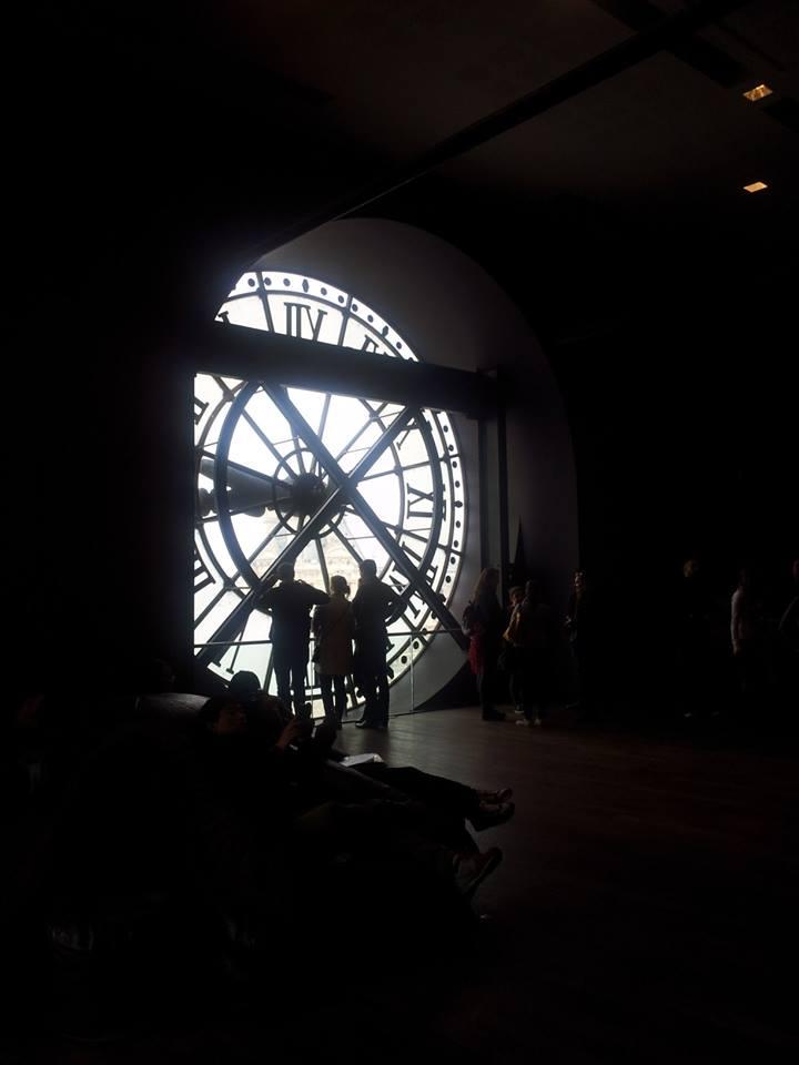 Visite Orsay