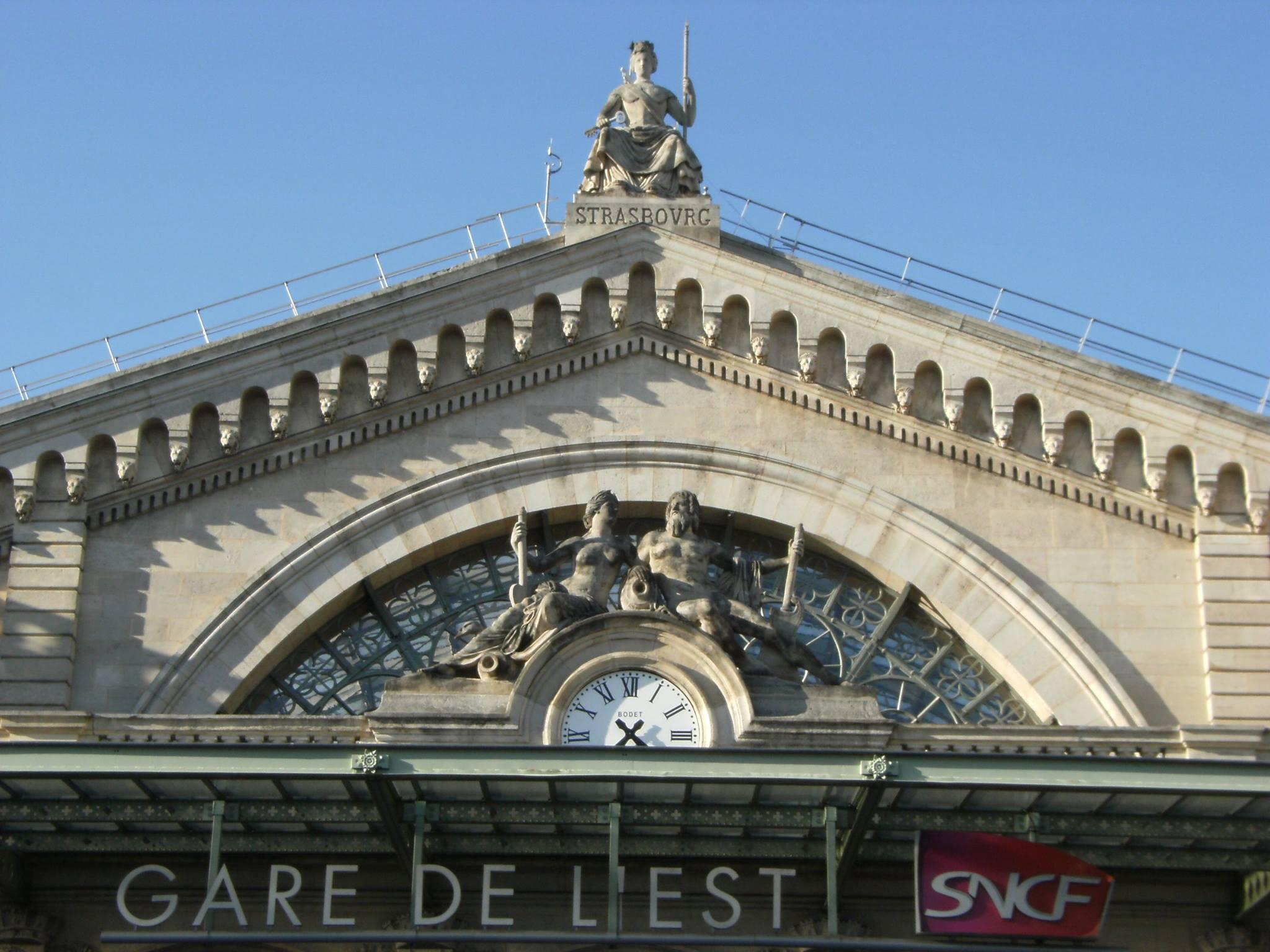 Visite Gare du Nord et Gare de l'Est