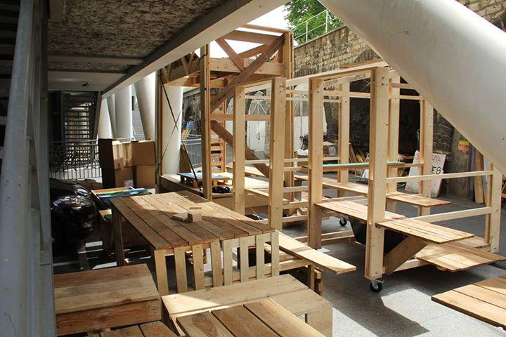Atelier de construction